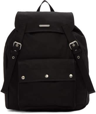 Saint Laurent Black Noe Backpack