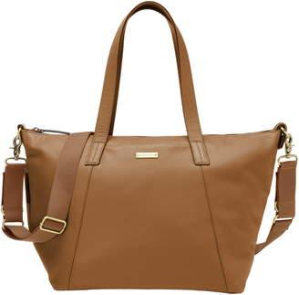 Storksak NOA Leather Diaper Bag