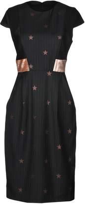 Pianurastudio Knee-length dresses - Item 34855694AM