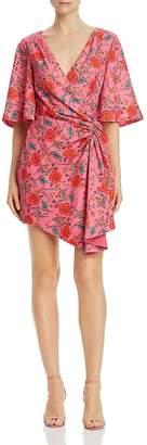Finders Keepers Hana Floral Mini Dress