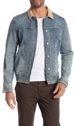 AllSaints Daruma Denim Jacket