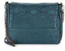 Nevada Leather Shoulder Bag