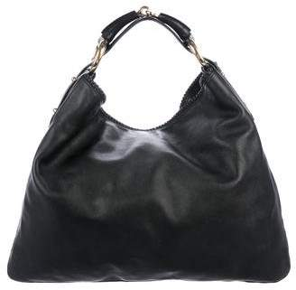 Gucci Large Horsebit Hobo