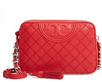 Tory Burch Fleming Leather Crossbody Bag