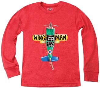 Wes And Willy Wing Man Tee