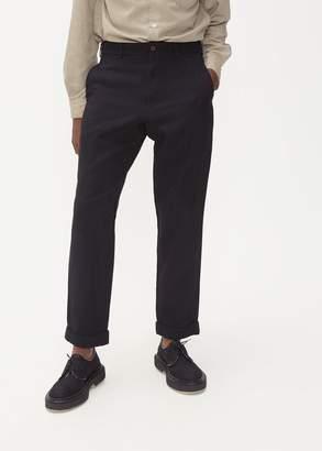 Comme des Garcons Homme Deux Garment Dyed Suit Trouser