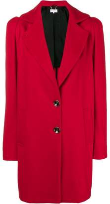 Patrizia Pepe classic single-breasted coat