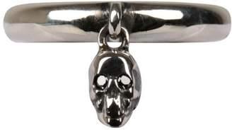 Ugo Cacciatori Hanging Skull Ring