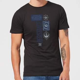 fc1cc63f9253 Star Wars The Resistance Black T-Shirt