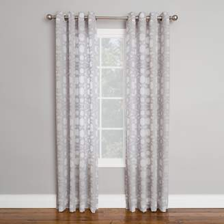 Rodin Corona 1-Panel Window Curtain