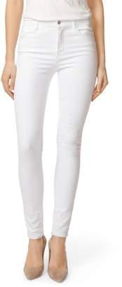 J Brand 2311 Maria High Waist Super Skinny Jeans
