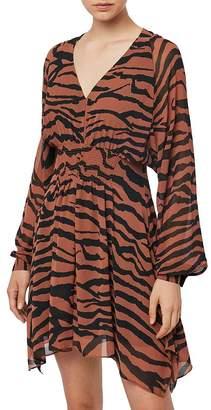AllSaints X Nichola Zephyr Smocked Dress - 100% Exclusive