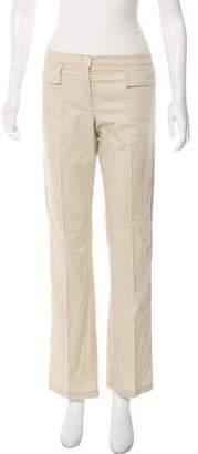 Robert Rodriguez Mid-Rise Flared Pants