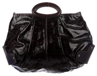 Marni Leather Balloon Bag