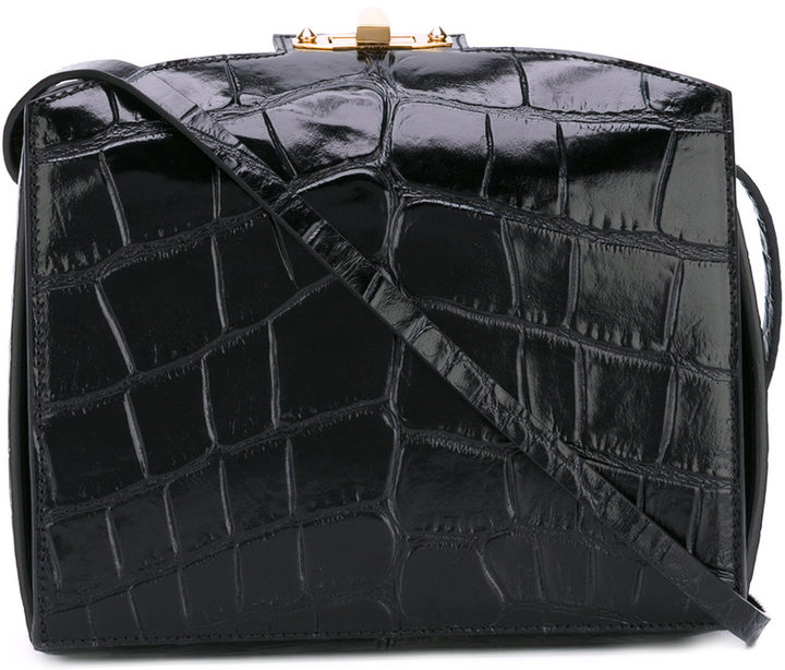 Alexander McQueen Alexander McQueen The Box shoulder bag