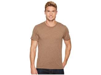 Agave Denim Sideshore Short Sleeve Crew Neck Neps Jersey Men's Clothing