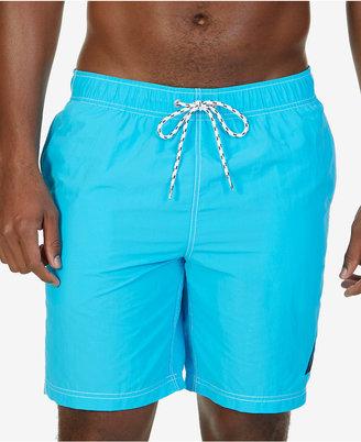 Nautica Men's Quick-Dry J Class Swim Trunks $39.98 thestylecure.com