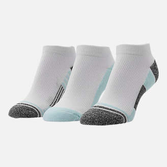 Sof Sole Women's Finish Line No-Show Socks 3-Pack