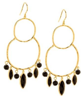 Women's Gorjana Eliza Chandelier Earrings $75 thestylecure.com