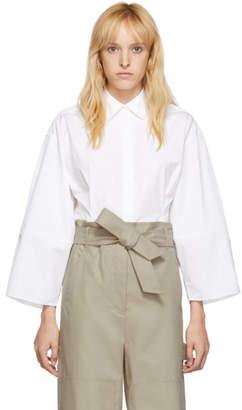 Totême White Bibione Shirt