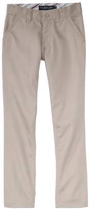 U.S. Polo Assn. USPA Skinny Twill Pant - Preschool Girls 4-6x