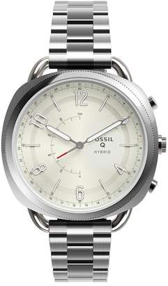 Fossil Women's Q Hybrid Smart Bracelet Watch, 38mm
