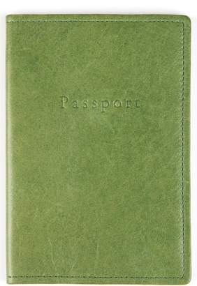Moore & Giles Leather Passport Case