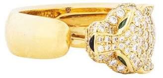Cartier Panthére De Ring