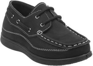 Josmo Hook & Loop Boys Boat Shoes