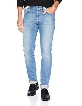 J. Lindeberg Men's Lightwash Stretch Jeans
