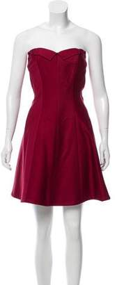 Zac Posen Z Spoke by Strapless A-Line Dress w/ Tags