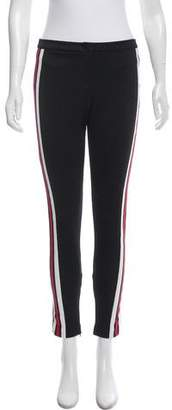 Gucci Mid-Rise Jersey Leggings