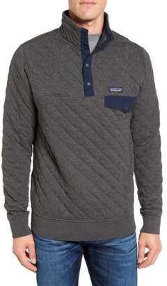 Patagonia Snap-T(R) Quilted Fleece Pullover
