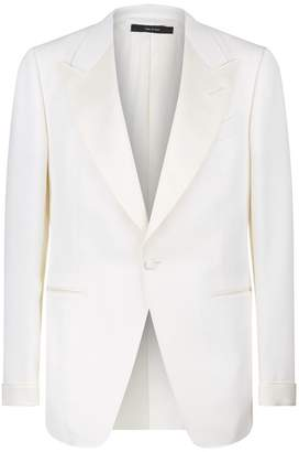 Tom Ford Shelton Single-Breasted Wool Blazer