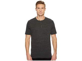 Threads 4 Thought Baseline Short Sleeve Tri-Blend Henley