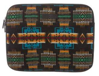 Pendleton Patterned Laptop Case