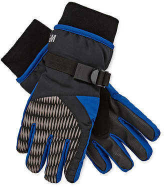 Winter Proof WinterProof Boys Cold Weather Gloves-Big Kid