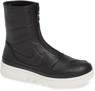 Nike Jordan 1 Jester XX Front Zip Sneaker Bootie