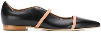 Malone Souliers Maureen flat ballerina shoes