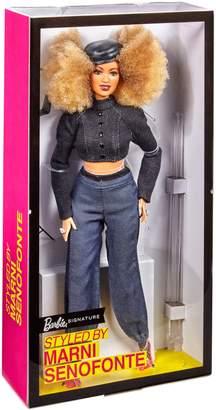 Mattel Barbie(R) Styled by Marni Senofonte Doll