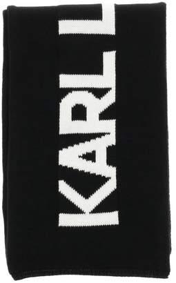 Karl Lagerfeld Scarf Boy Scarf Boy Kids