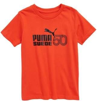 Puma Logo Graphic T-Shirt