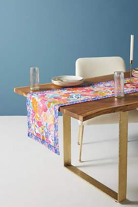 Bridgette Thornton Paint + Petals Table Runner