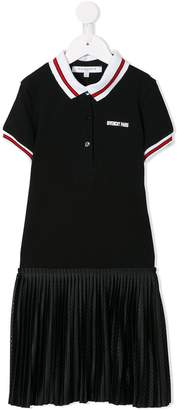 Givenchy Kids short sleeve polo dress
