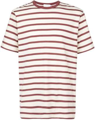 Sunspel striped short sleeve T-shirt