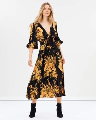 Oliviera Midi Dress