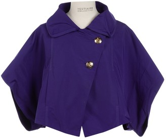 Louis Vuitton Purple Jacket for Women