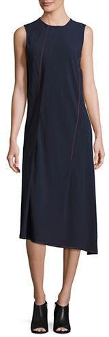 DKNYDkny Sleeveless Asymmetrical Dress