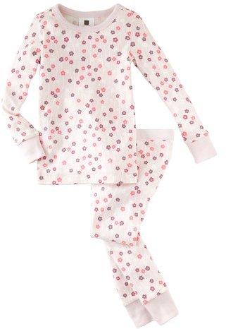 Tea Collection Girls 2-6X Tiny Vines Pajama