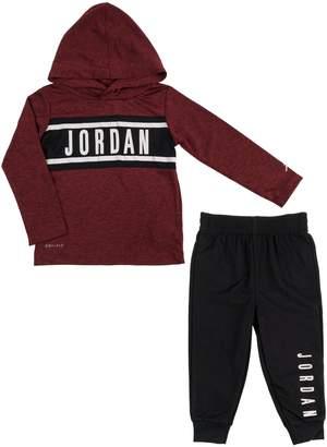 Jordan Baby Boy's 2-Piece Logo Jogger Set